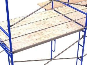 Aluminum Plywood Deck 500mm