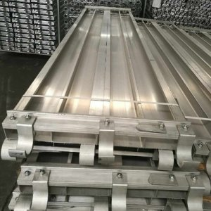 Alumium Plank