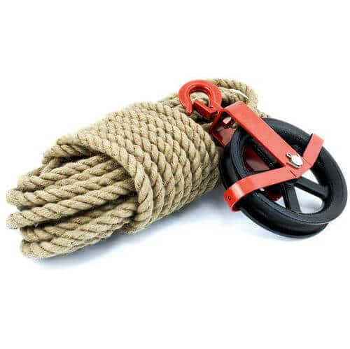 Gin Wheel and Ropes -5