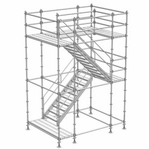 Scaffold Asseembly Stair