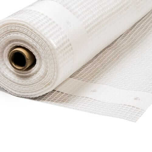 Scaffold Sheeting white