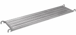 Steel Plank 500mm width with Hooks