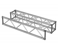 bolted truss