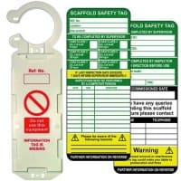scaffold tag single kit