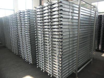 steel plank width 320 package
