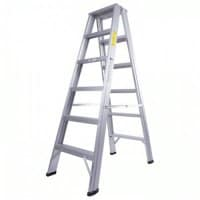 Aluminum Double Side Step Ladder