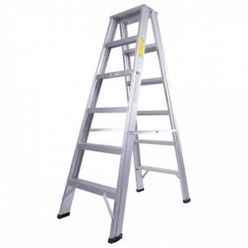 Aluminum Double Side Step Ladder
