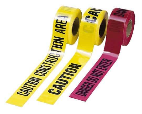 Hazard Tape -10