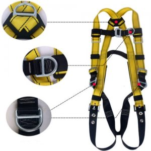 full-body safety harness