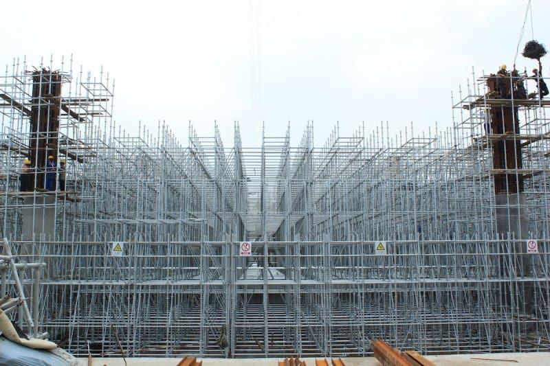 rail station high-formwork system2
