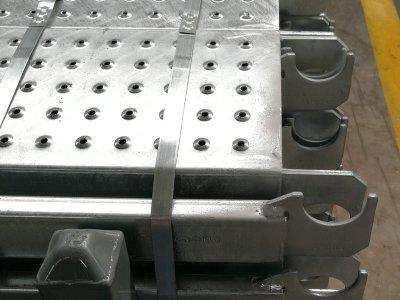 Ringlock Plank