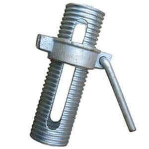 shoring props screw sleeve