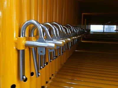 fast lock of mason frame