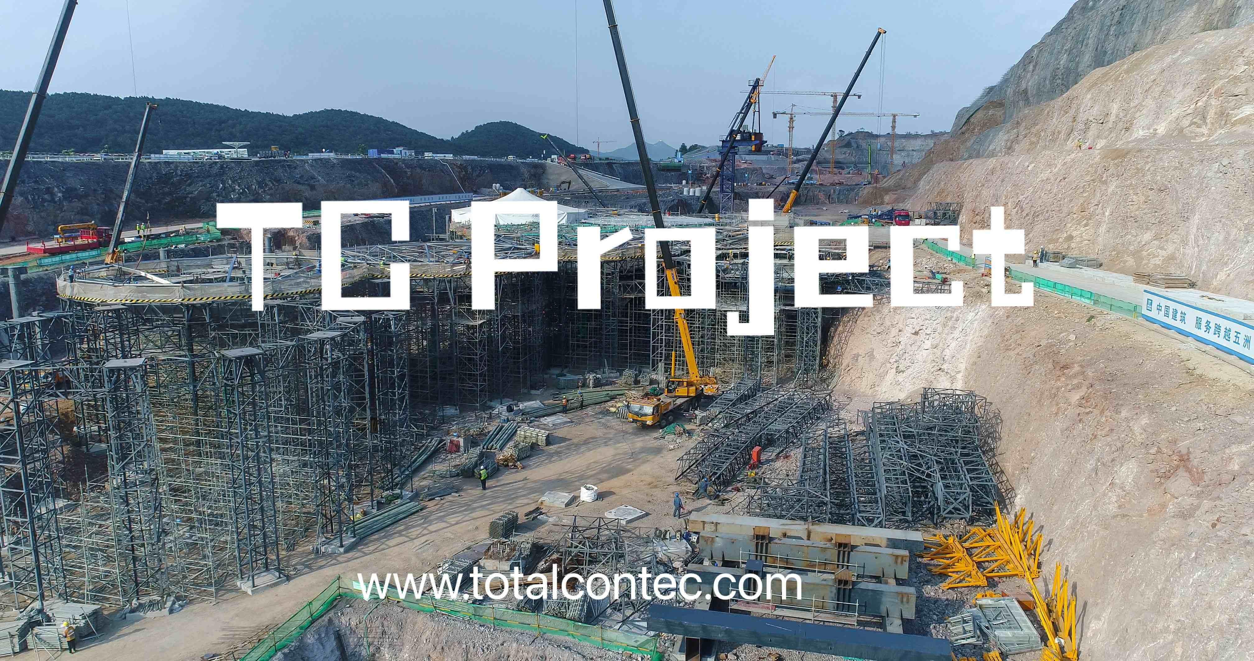 TC Scaffolding Project-Future Guaden
